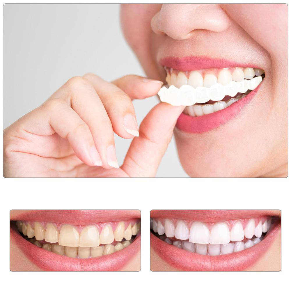 smile ashesive Temporary Smile Comfort Fit Cosmetic Teeth ...