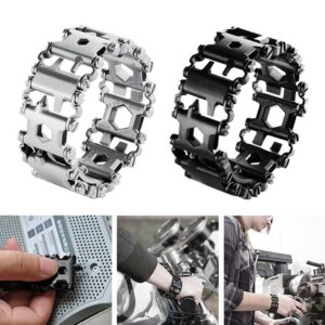 Bracelet Strap Multi-function Screwdriver Outdoor Emergency Kit Multi Tool