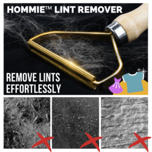Hommie™ Lint Remover